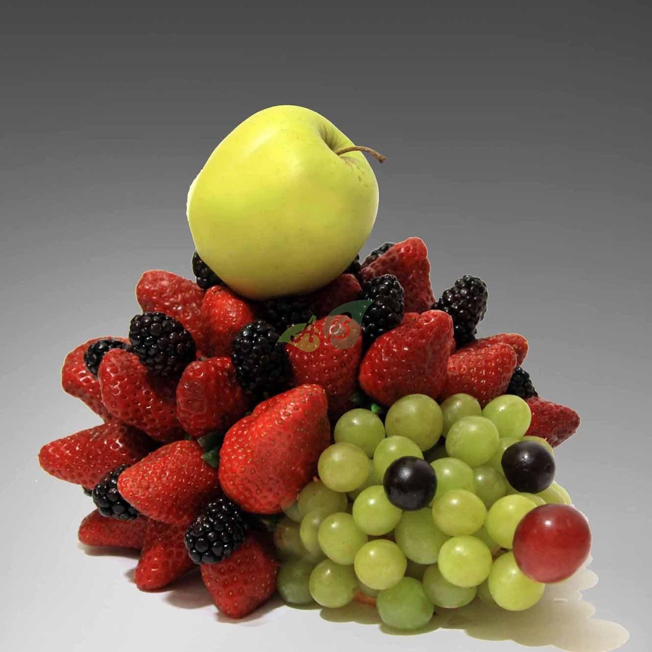 Поздравление с фруктами и овощами на день рождения 22