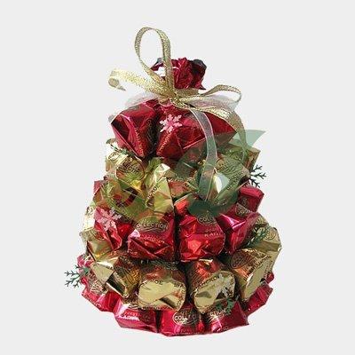 Как сделать сладкие подарки на новый год своими руками